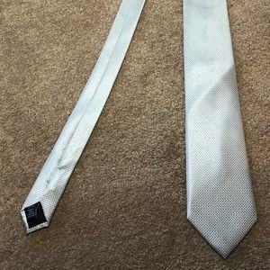 Grey/Silver Tie Nordstrom Men's Shop